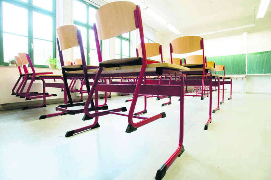 An Chemnitzer Schulen sind viele Schulleitungsstellen unbesetzt.