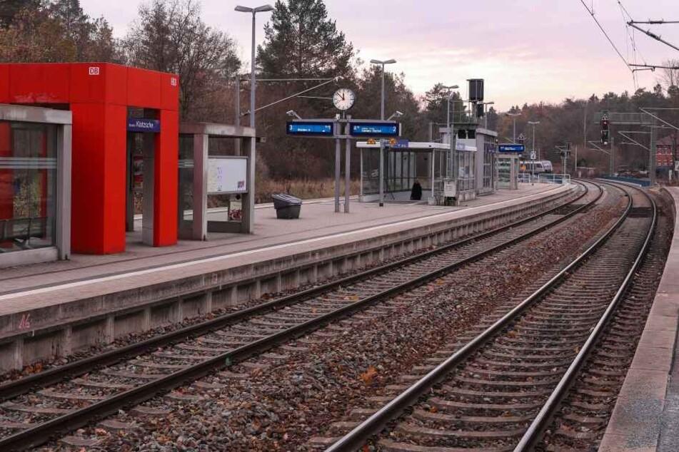 Die Frau war auf dem Weg zum Bahnhof-Klotzsche.