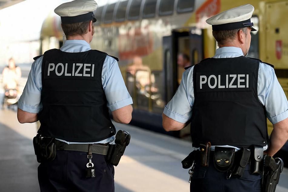Am Bahnhof in Bad Lausick wurde das Trio festgenommen. (Symbolbild)