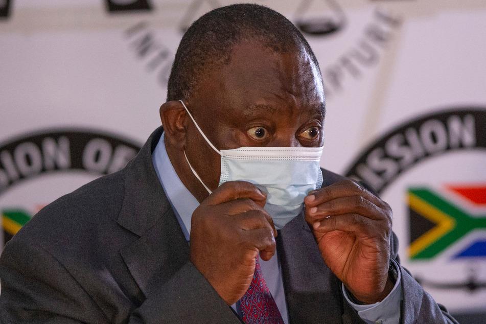 Cyril Ramaphosa, Präsident von Südafrika.