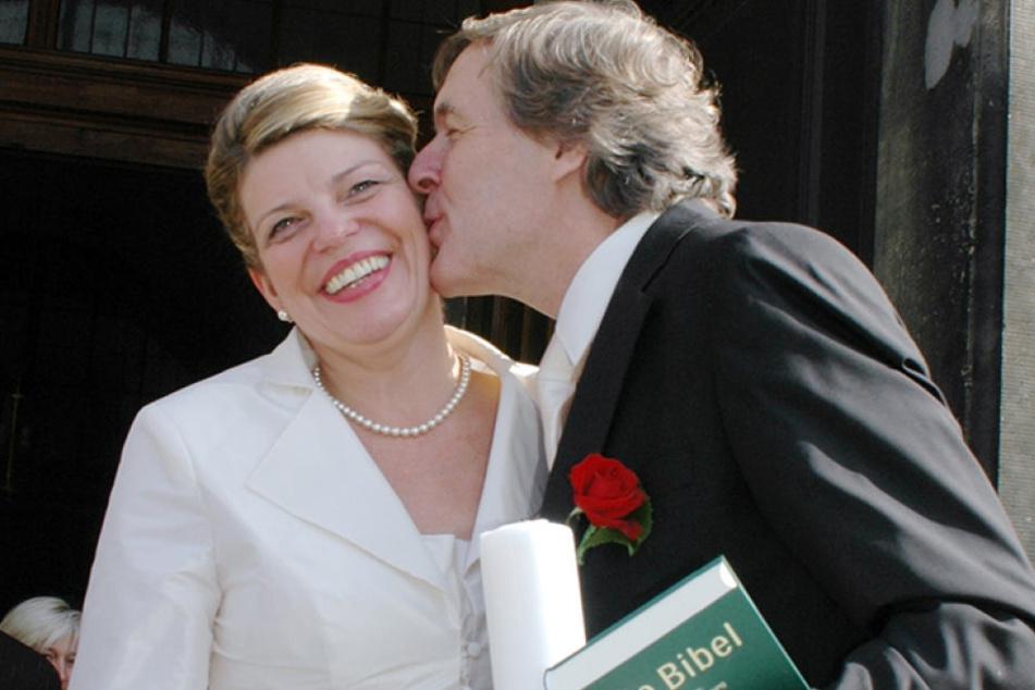 2007 heiratete Ludwig Coulin in Dresden seine große Liebe Yvonne Kubitza.