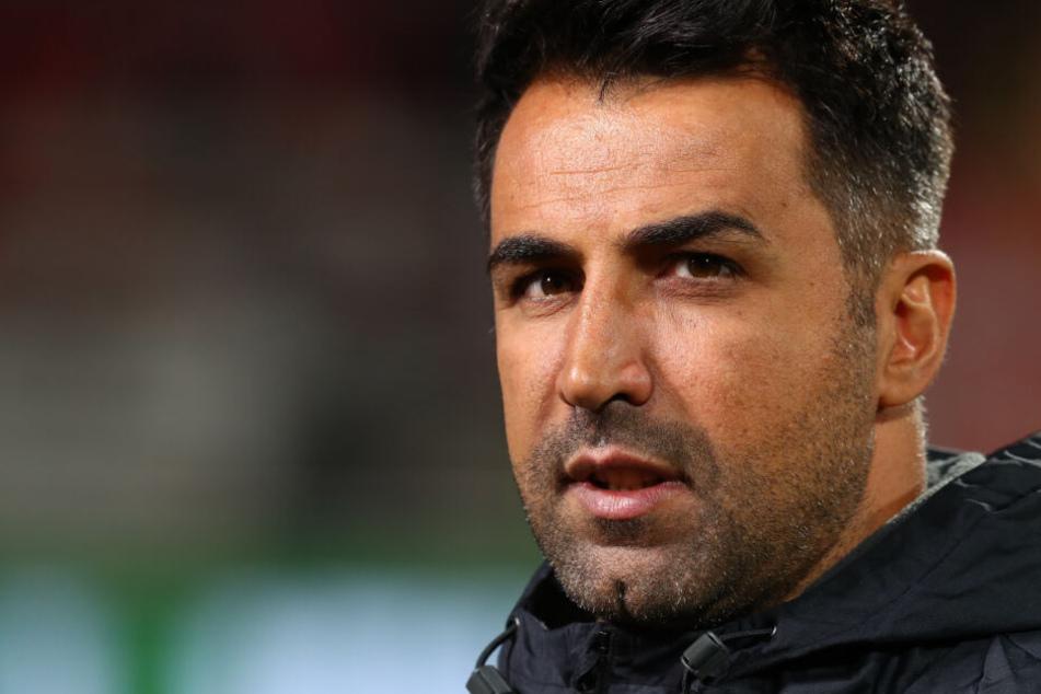 Trainer Ismail Atalan weiß nicht so wirklich, ob und wie es weitergeht in seinem Klub.
