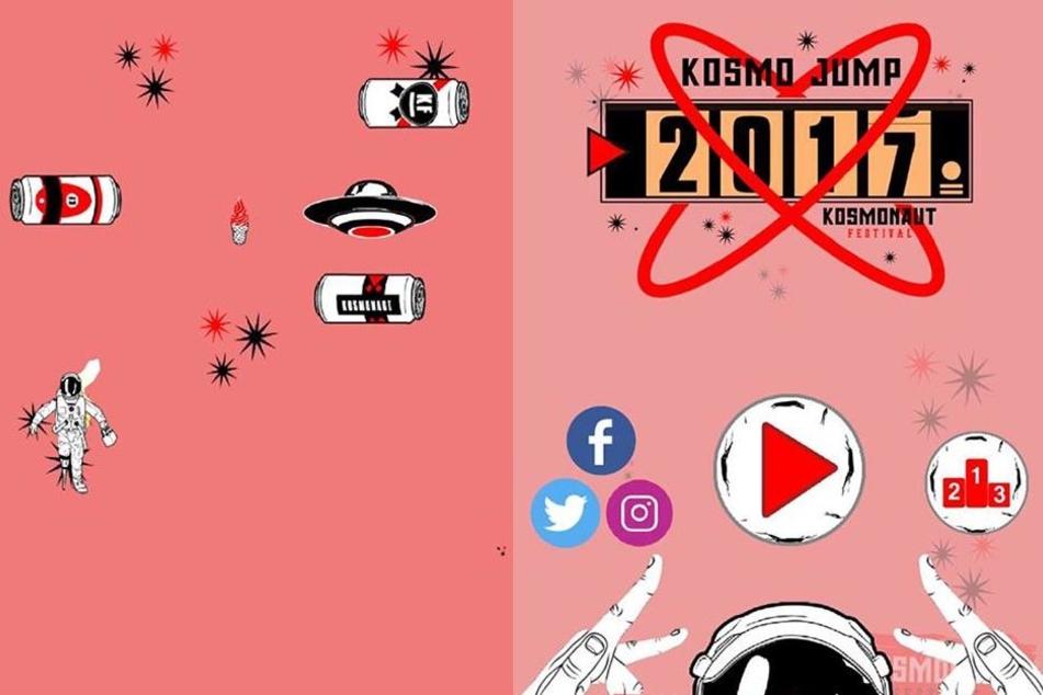 Geil! Hier könnt ihr spielerisch Tickets fürs Kosmonaut Festival gewinnen