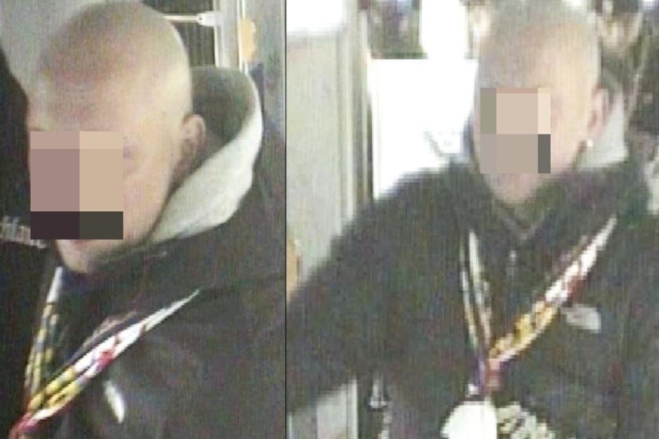Leipzig: Gruppe schlägt 22-Jährigen in Straßenbahn zusammen, Polizei identifiziert ihn durch Überwachungskamera