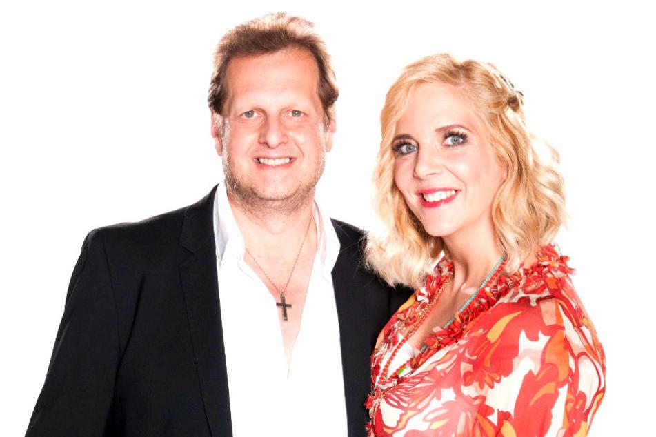 """Das Ehepaar Büchner hat sich im """"Sommerhaus der Stars"""" nicht gerade mit Ruhm bekleckert."""