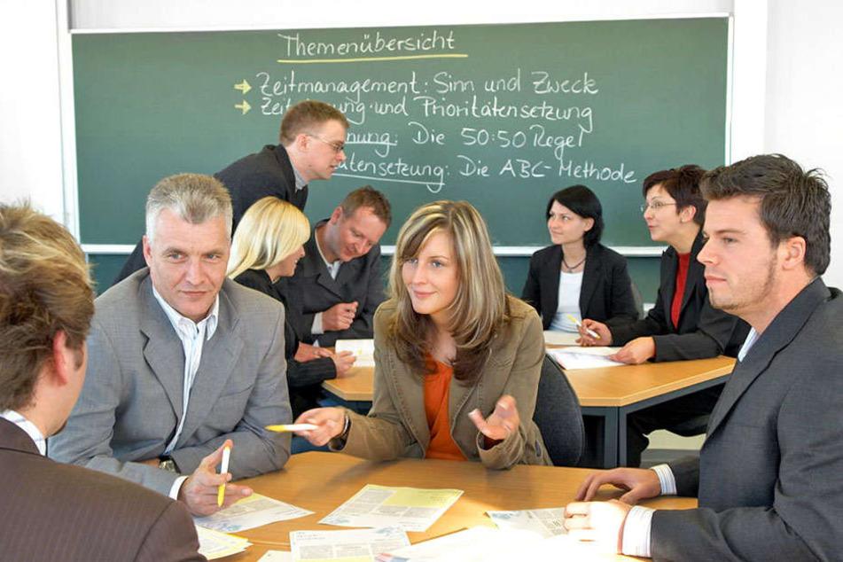 Das gemeinsame Lernen im Klassenverband bietet viele Vorteile.