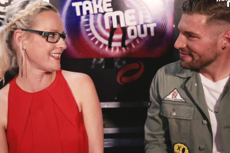 """""""Take Me Out"""": Sächsin Josi hätte sich beim Date mit Andreas gern ausgezogen"""