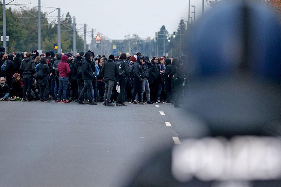 So bereitet sich die linke Szene auf den 18. März in Leipzig vor