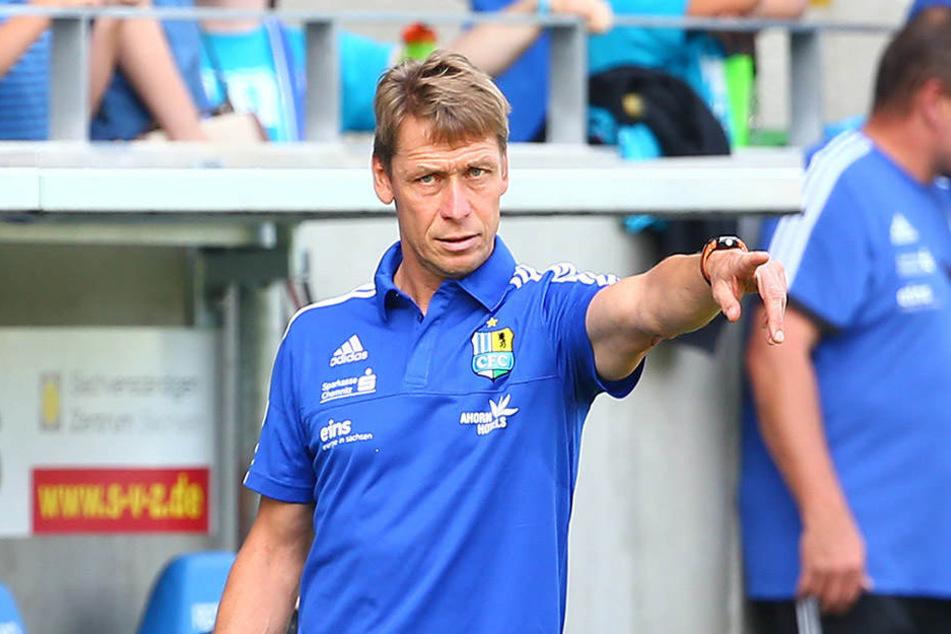 Als HFC-Trainer hat Sven Köhler mit Magdeburg gute Erfahrungen gemacht.
