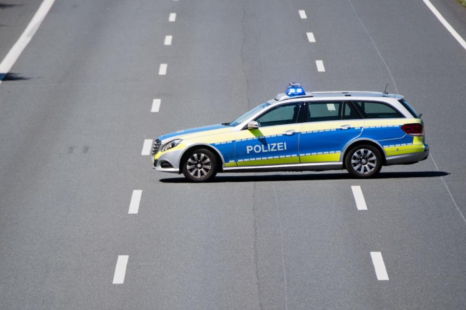 Polizei macht ungewöhnliche Entdeckung bei Kontrolle auf A17