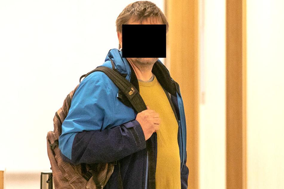 Torsten K. (46) sitzt seit dem Angriff auf den Amtsleiter in U-Haft.