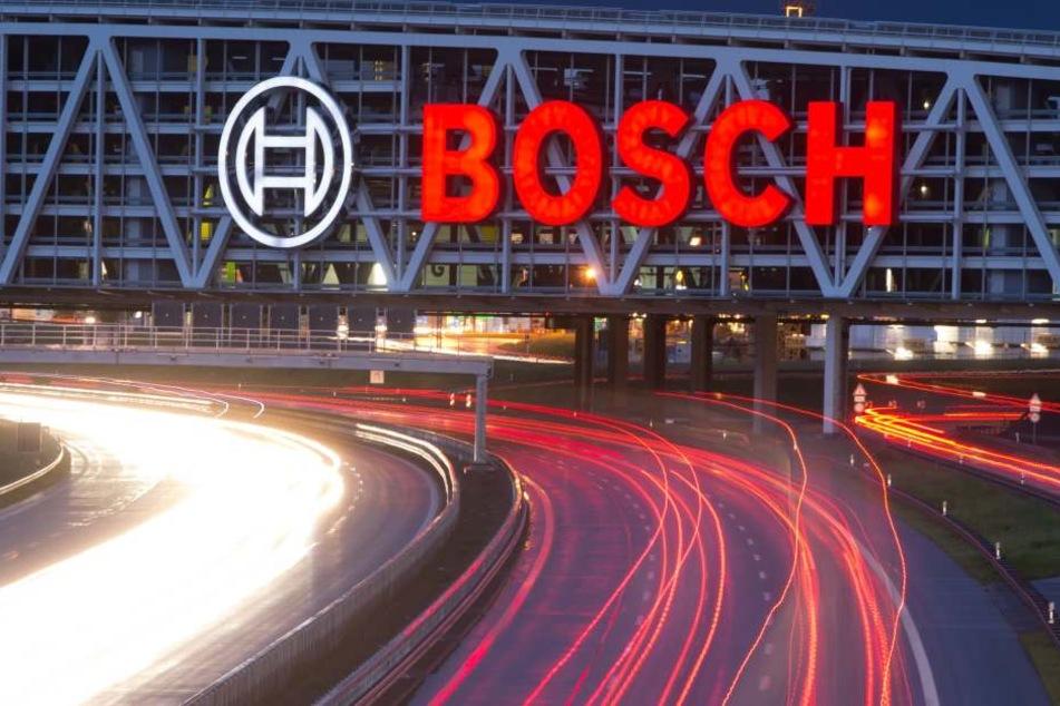 Bosch soll im vergangen Jahr einenUmsatz von 78 Milliarden Euro gemacht haben.