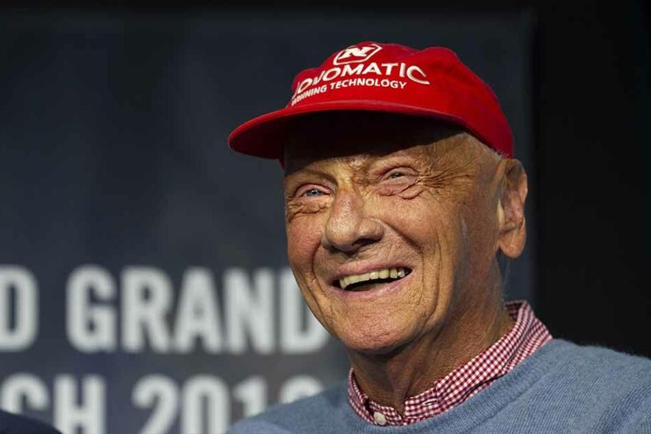 Große Trauer: Niki Lauda verstarb im Alter von 70 Jahren.