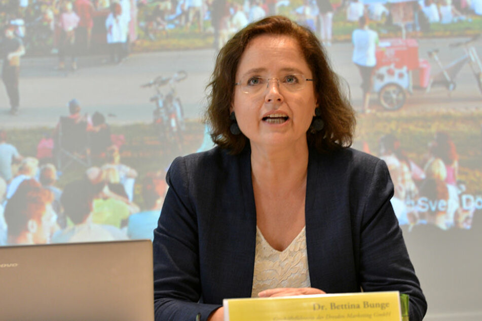 Dresdens Tourismus-Chefin Bettina Bunge (49) wechselt ab November nach Schleswig-Holstein.