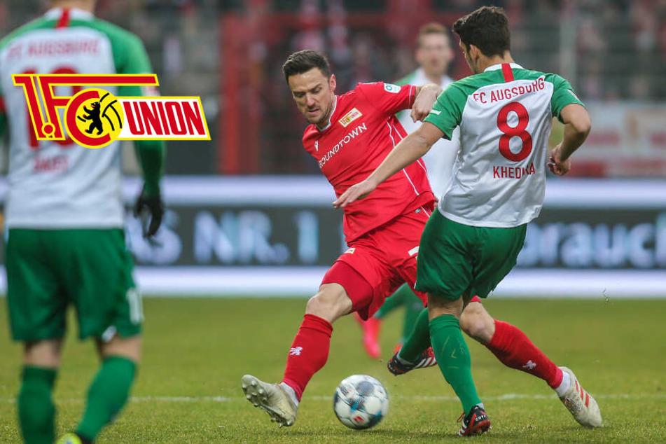 Schwarze Serie gerissen: 1. FC Union Berlin bezwingt FC Augsburg