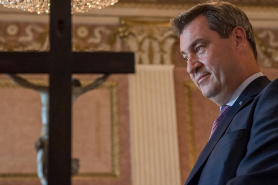Markus Söder und die CSU ernten nicht nur Zuspruch für ihre Politik.