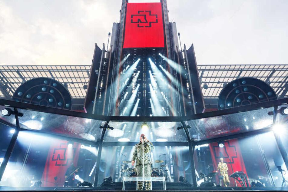 Rammstein in Dresden: Video zeigt, welcher Aufwand hinter dem Mega-Spektakel steckt