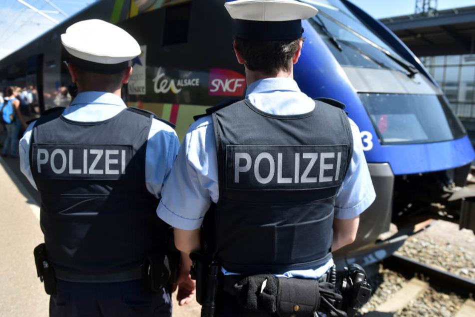 Im Intercity von Holland nach Deutschland fanden die Beamten den Koffer. (Symbolbild)