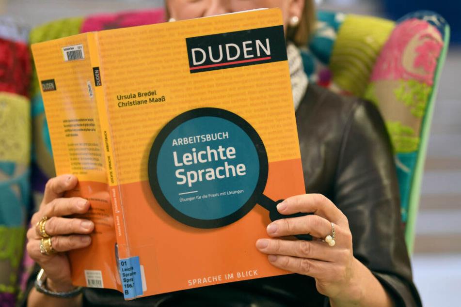 Die sogenannte Leichte Sprache kann vielen Menschen in Deutschland helfen.