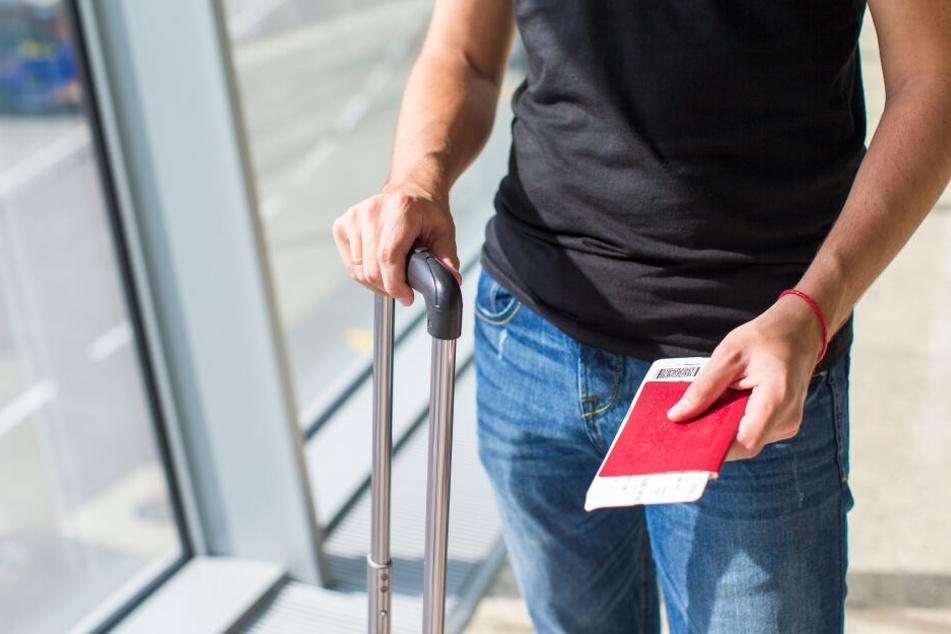 """""""Jeder, der mit dem Flugzeug verreist, ist irgendwann mal mit ärgerlichen Problemen konfrontiert"""", sagt Igor Maas. (Symbolbild)"""