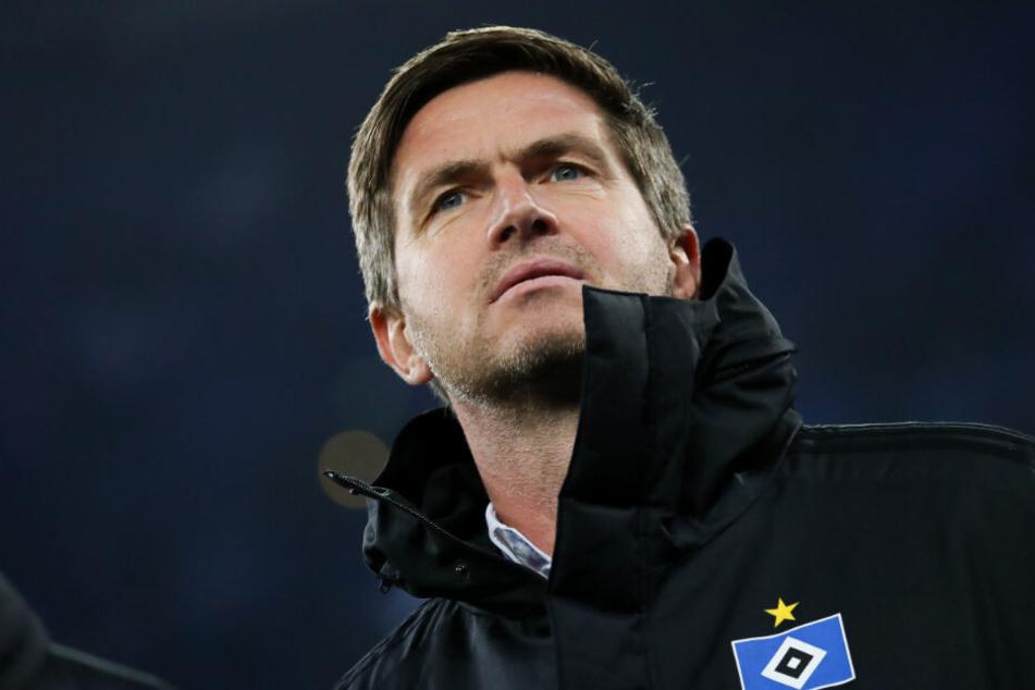 Sportvorstand Ralf Becker soll bereits auf der Suche nach einem Nachfolger sein.