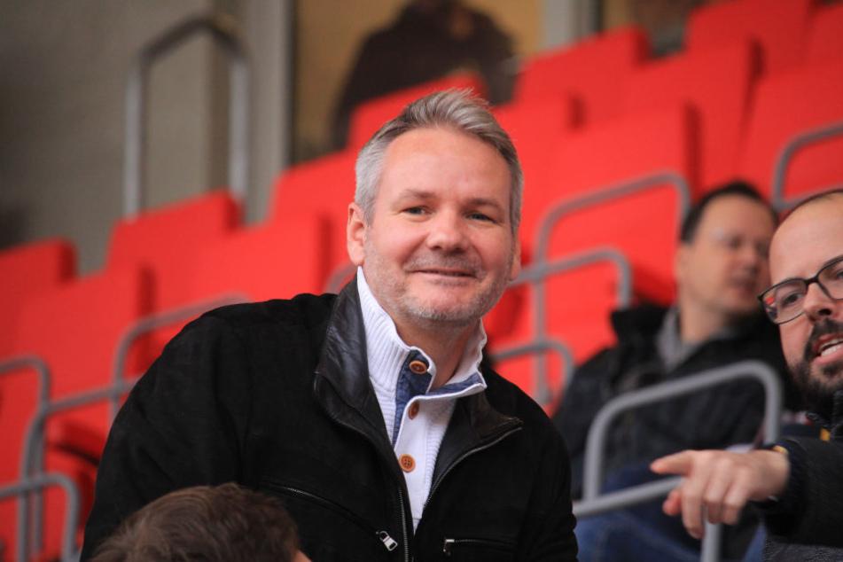 Frank Nowag soll Präsident des Vereins bleiben. (Archivbild)