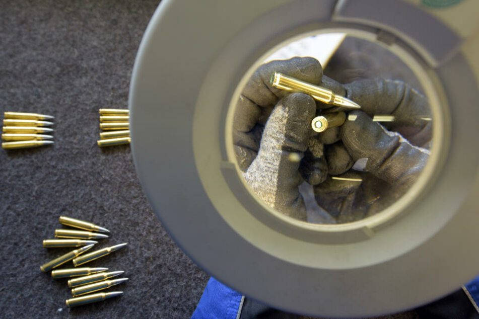 Polizei hebt illegales Munitionslager bei Görlitz aus