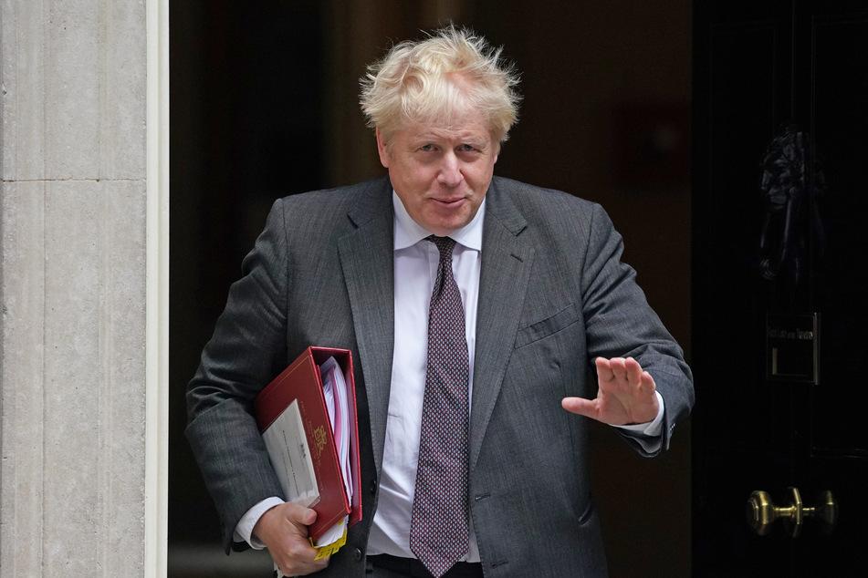 Boris Johnson (57), Premierminister von Großbritannien, infizierte sich im vergangenen Jahr mit dem Coronavirus und musste intensivmedizinisch behandelt werden.