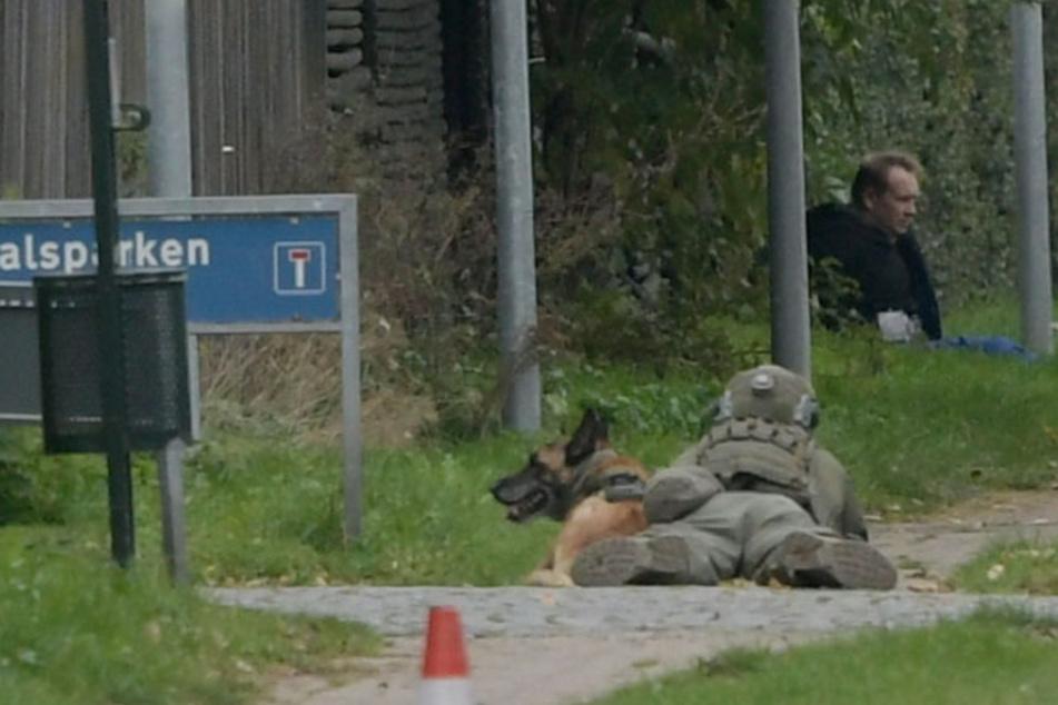 U-Boot-Mörder Madsen flüchtet aus Gefängnis und droht mit einer Bombe