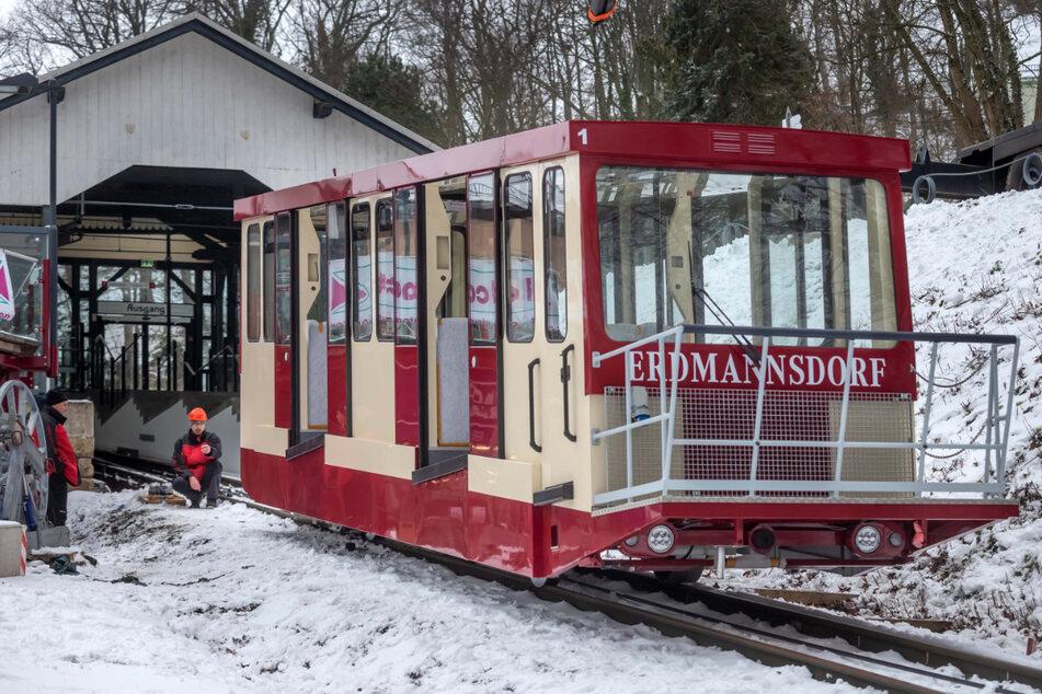 Chemnitz: Drahtseilbahn Augustusburg ab Samstag außer Betrieb: Das ist der Grund