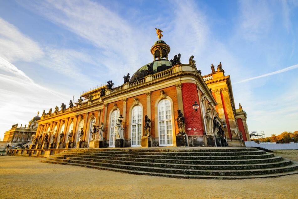 In Potsdam jedoch stieg die Zahl der Straftaten. (Symbolbild)