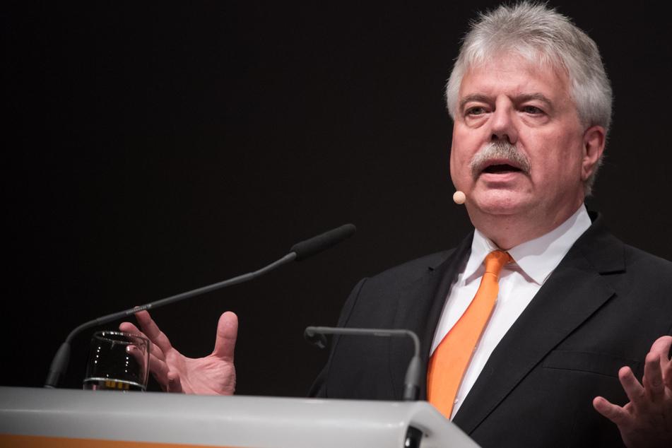 ZIA-Präsident Andreas Mattner (60). (Archivbild)