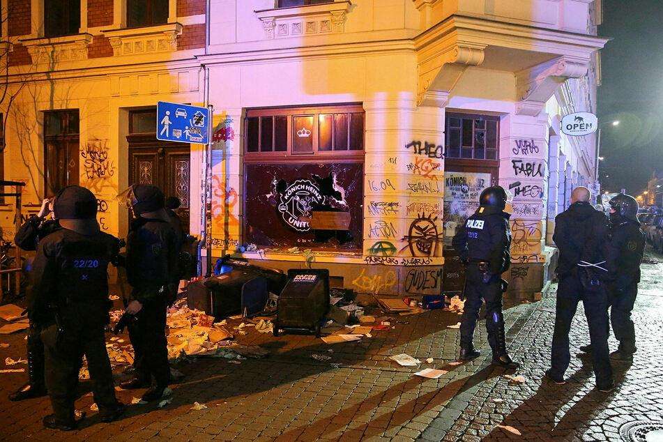 """Leipzig Connewitz: Fünf Jahre nach Connewitz-Krawallen: """"Schneckentempo"""" bei Verurteilungen"""