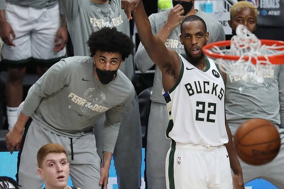 NBA Playoffs: The Bucks rolled into Atlanta to beat the Hawks and head into the NBA Finals!