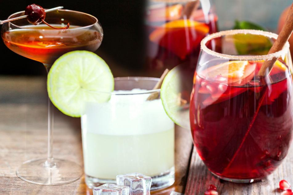 Urlaub im Glas! So mixt Ihr die besten Cocktails zuhause nach