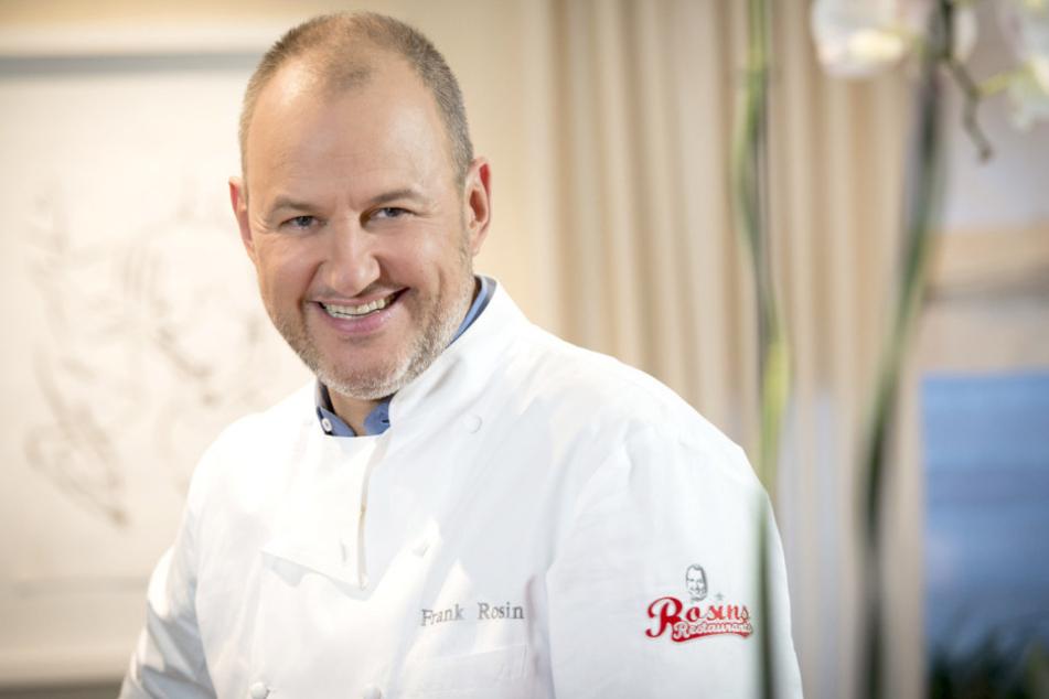 TV-Koch Frank Rosin hatte am Dienstagnachmittag auf der A31 bei Gladbeck einen Autounfall.