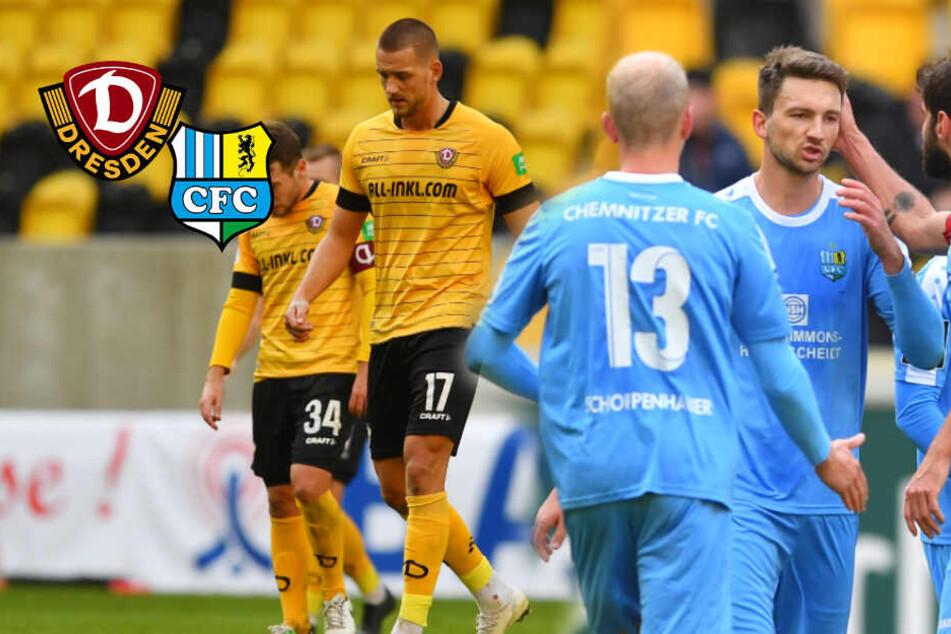 0:2-Niederlage: Dynamo Dresden verliert Testspiel gegen den CFC