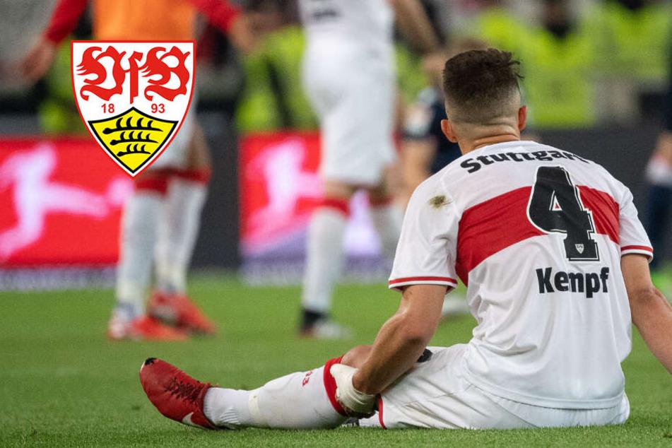 VfB Stuttgart mit Verletzungs-Fluch: Nicolas Gonzalez und Kapitän Marc Oliver Kempf