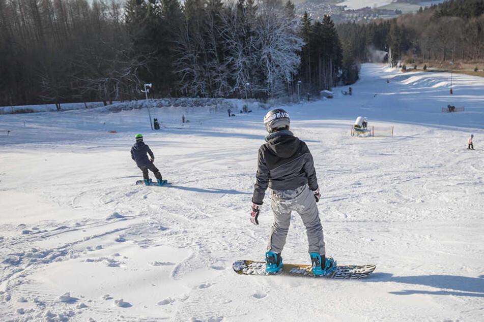 Endlich Winter! Jetzt beginnt auch hier die Ski-Saison