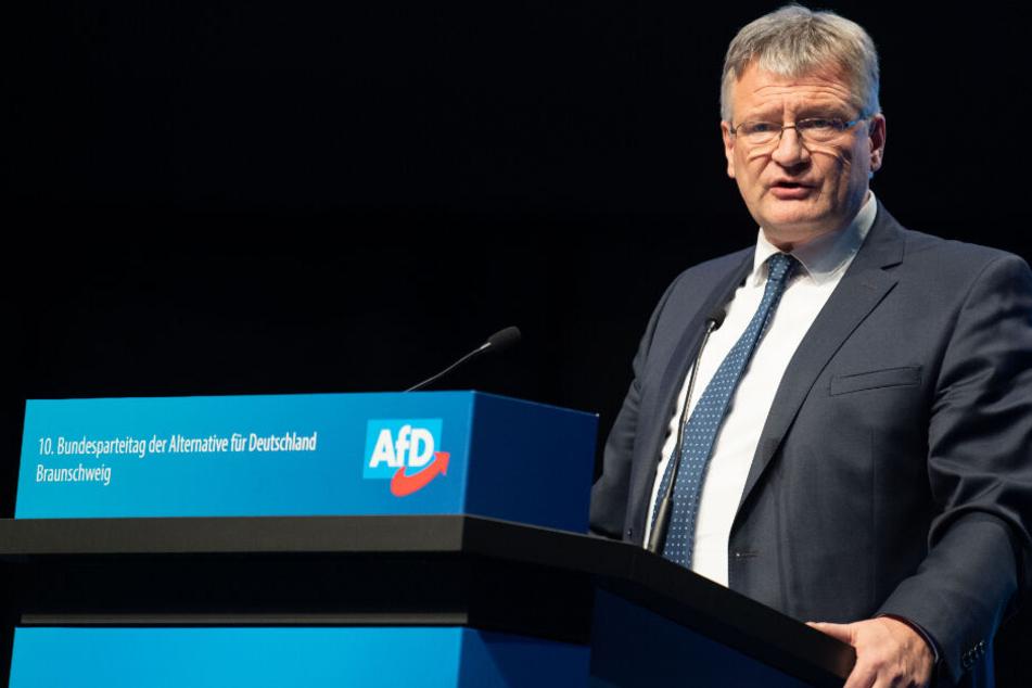 Jörg Meuthen bleibt als AfD-Bundesvorsitzender im Amt.