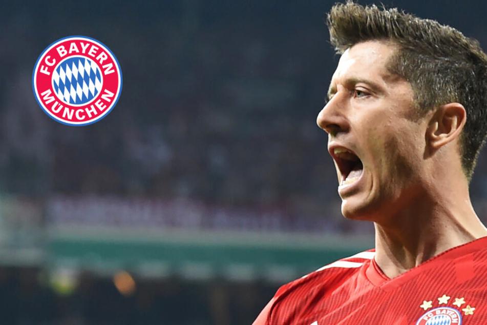 FC Bayern vor Hammer-Woche: Stars sind heiß, Kracher gegen BVB als Abschluss