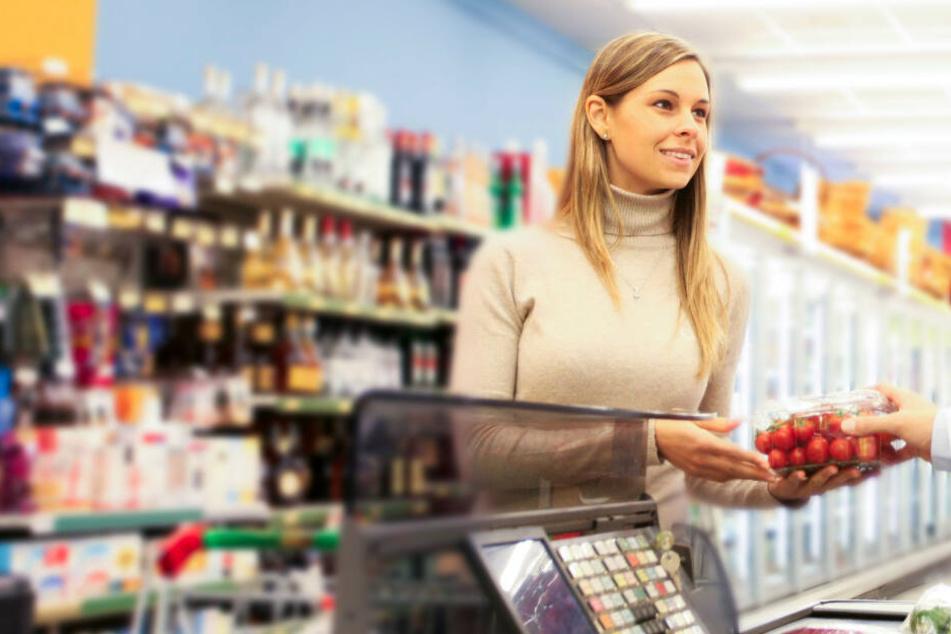 Der deutsche Lebensmittel-Hand kämpft mit immer härteren Sonderangeboten um seine Kunden.