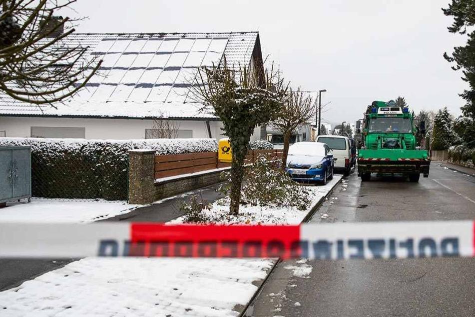 Ein Paar aus Mittelfranken galt als vermisst, doch nun findet die Polizei auf dem Grundstück der Eheleute zwei Leichen.