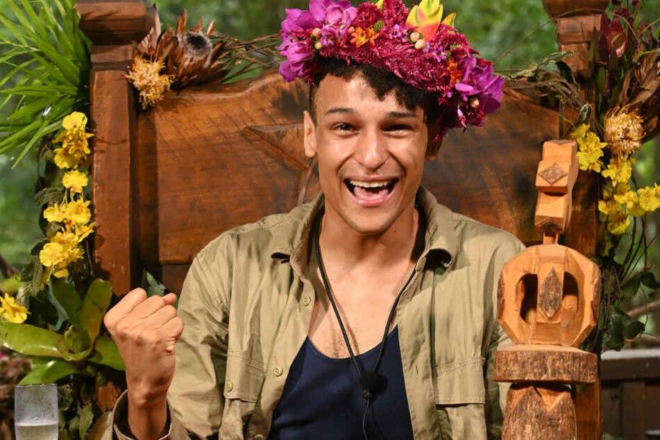 Prince Damien sicherte sich klar die Dschungelkrone.