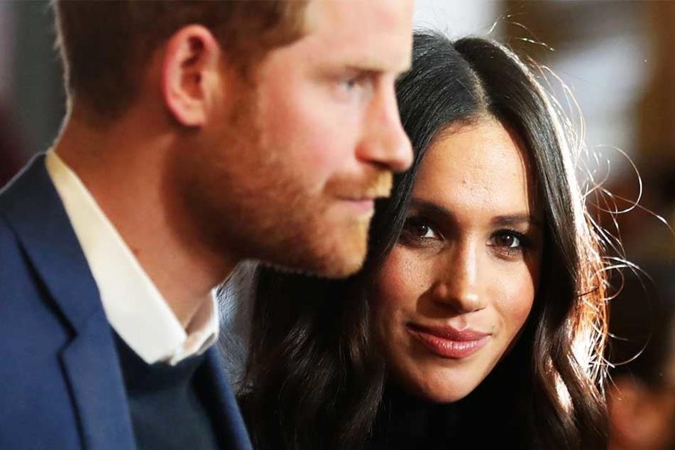 Viel Arbeit: Prinz Harry (33) und Meghan Markle (36) gönnen sich auch nach der Hochzeit keine Pause.