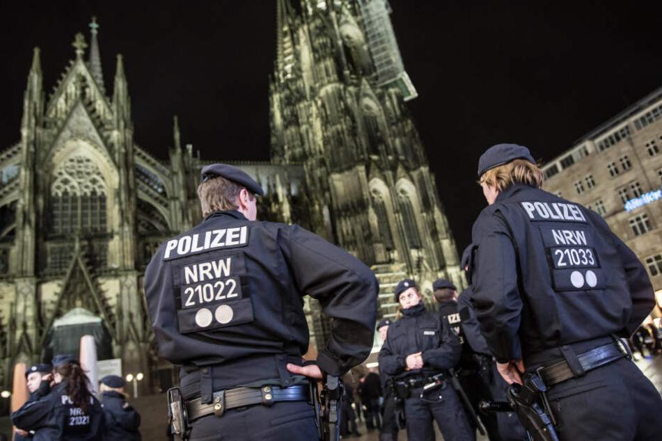 NRW feiert Silvester und fast 5000 Polizisten passen auf