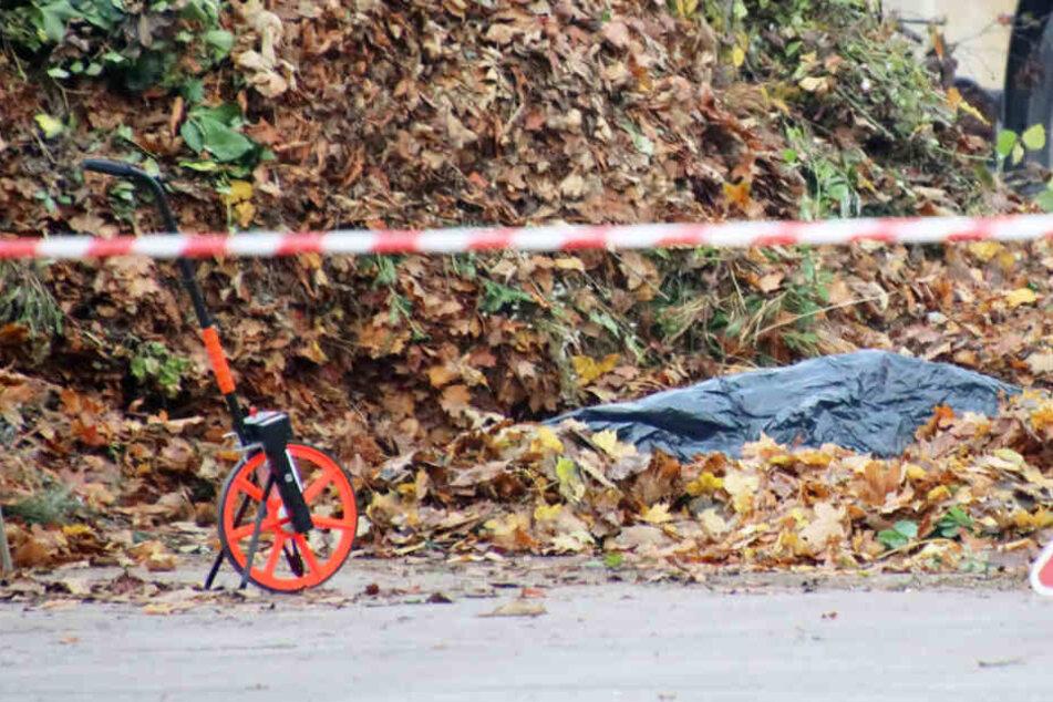 In Burglengenfeld in Bayern war die Leiche eines Mannes gefunden worden.