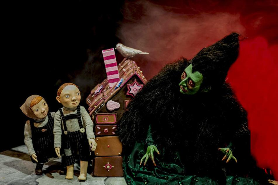 Zauberer Laskaris jagt den Kids einfach zu große Angst ein.