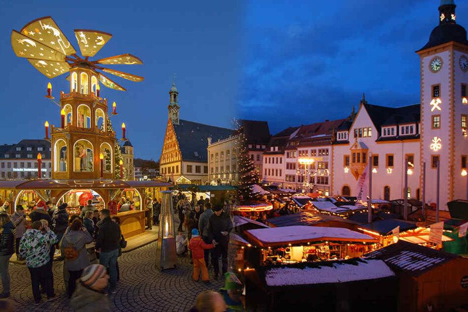 Endlich geht es los: Heute öffnen die ersten Weihnachtsmärkte