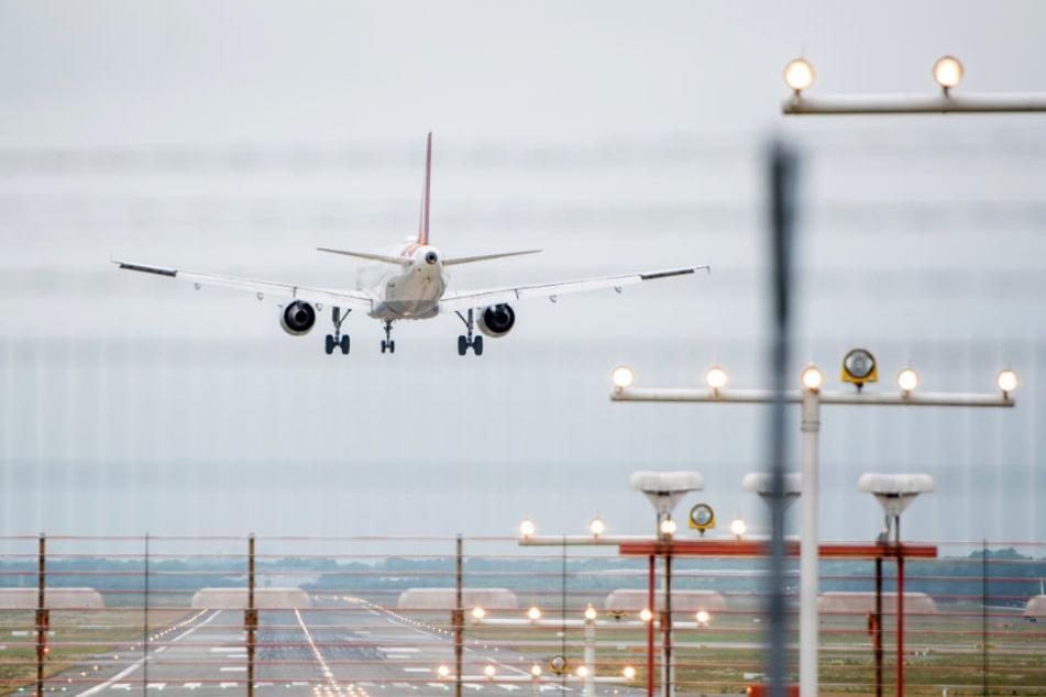 Umweltschützer wollen Ausbau des Flughafens mit Klage stoppen